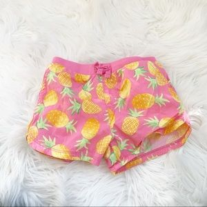 🌸 The Children's Place Pineapple Shorts